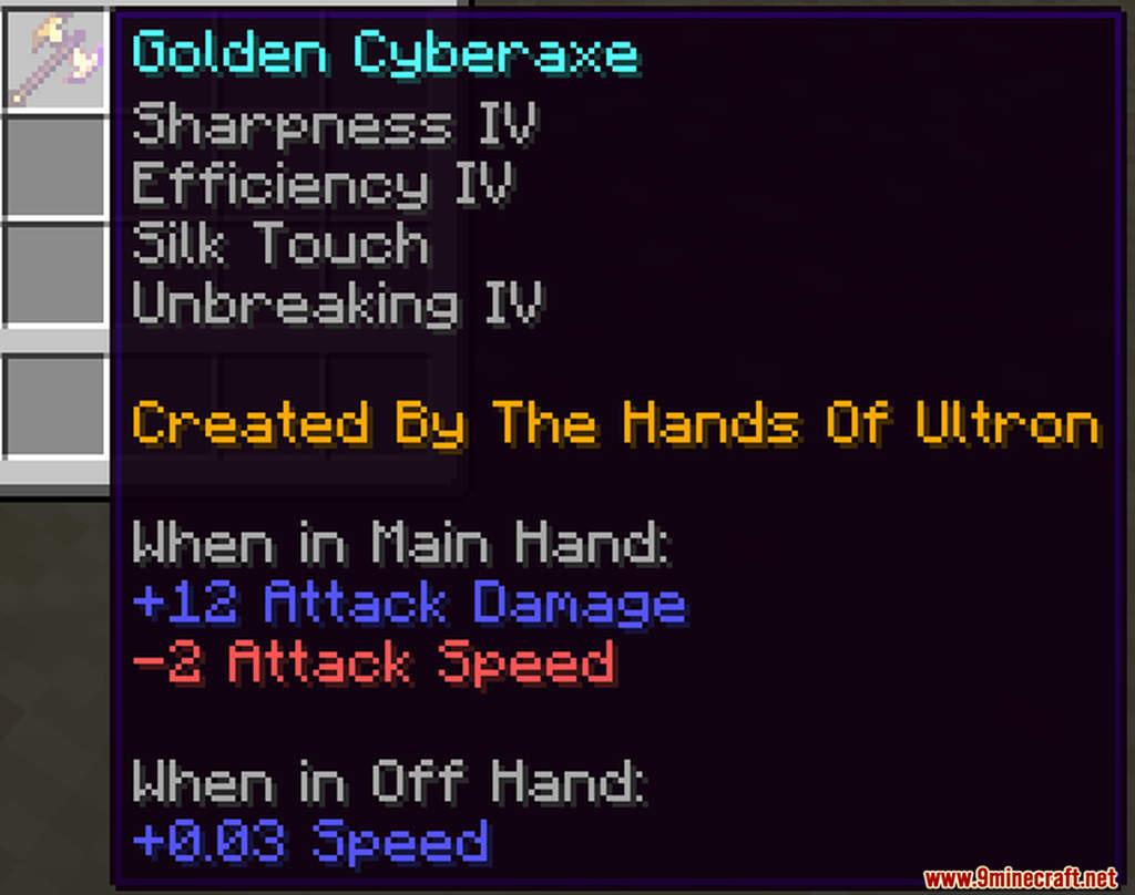 Upgradable Cyberaxe Data Pack Screenshots (9)