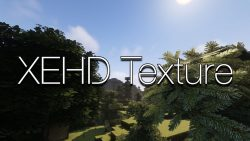 XEHD Texture resourcepacks thumbnail
