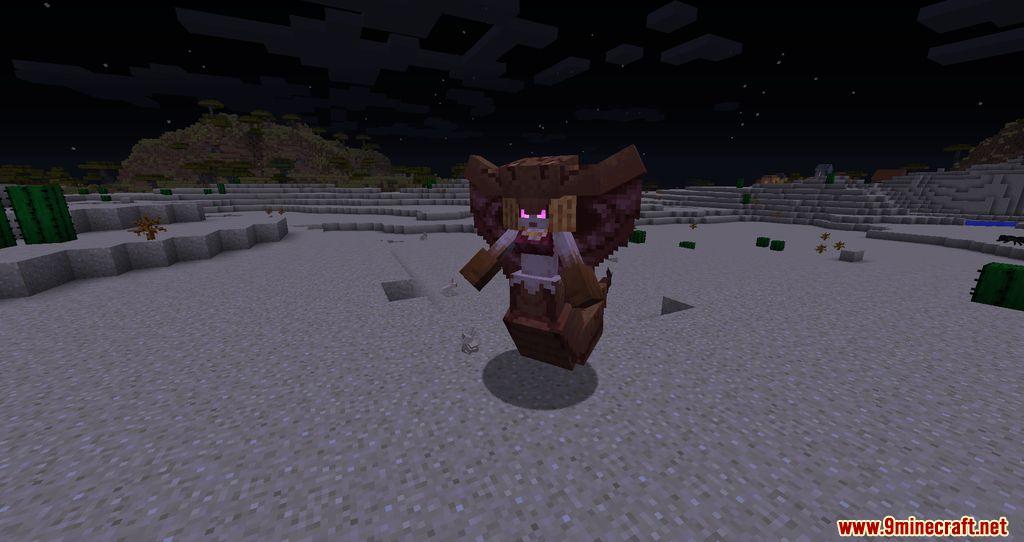 Ancient Beasts mod screenshots 09