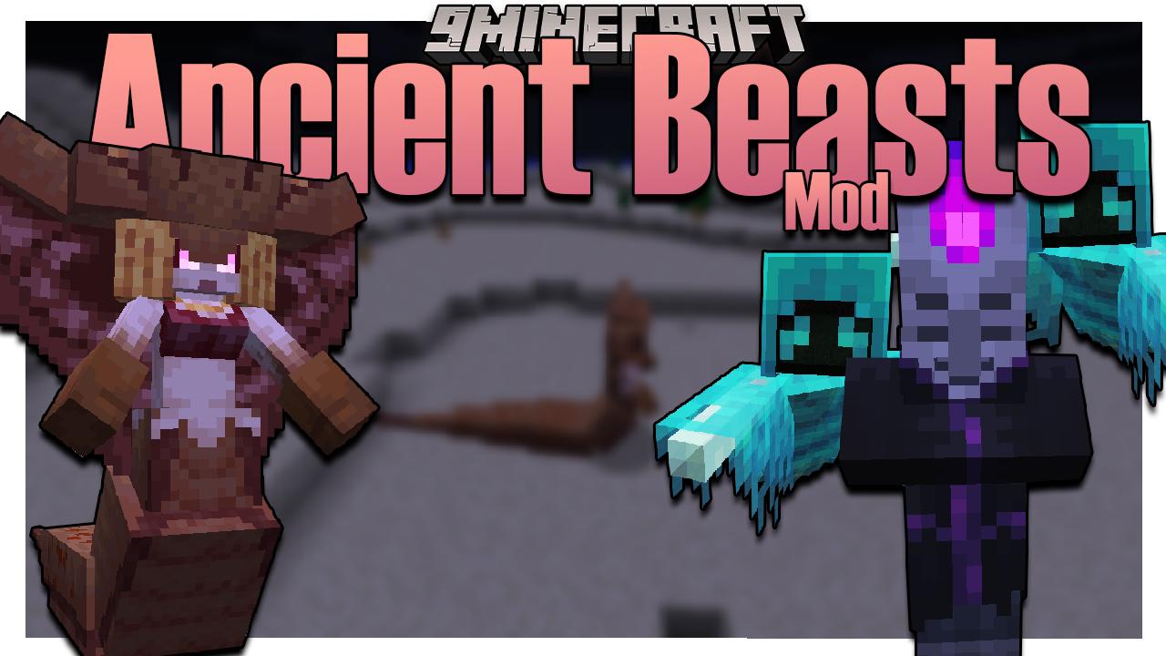 Ancient Beasts mod thumbnail
