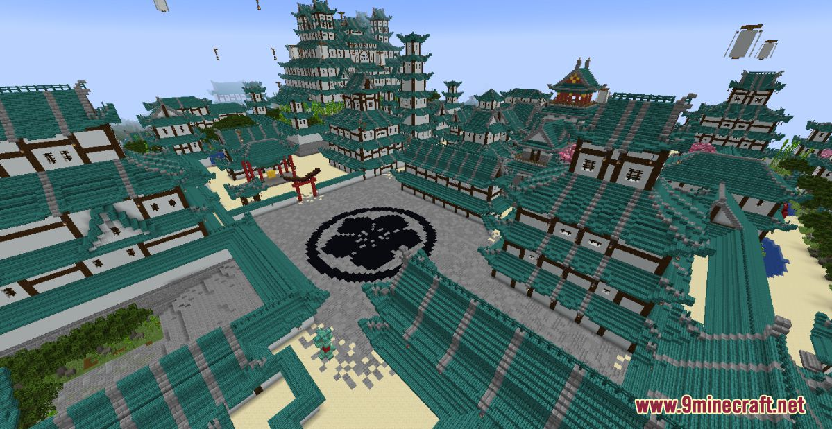 Asian Castle Screenshots (3)