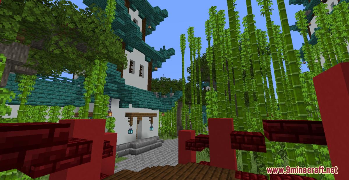 Asian Castle Screenshots (6)