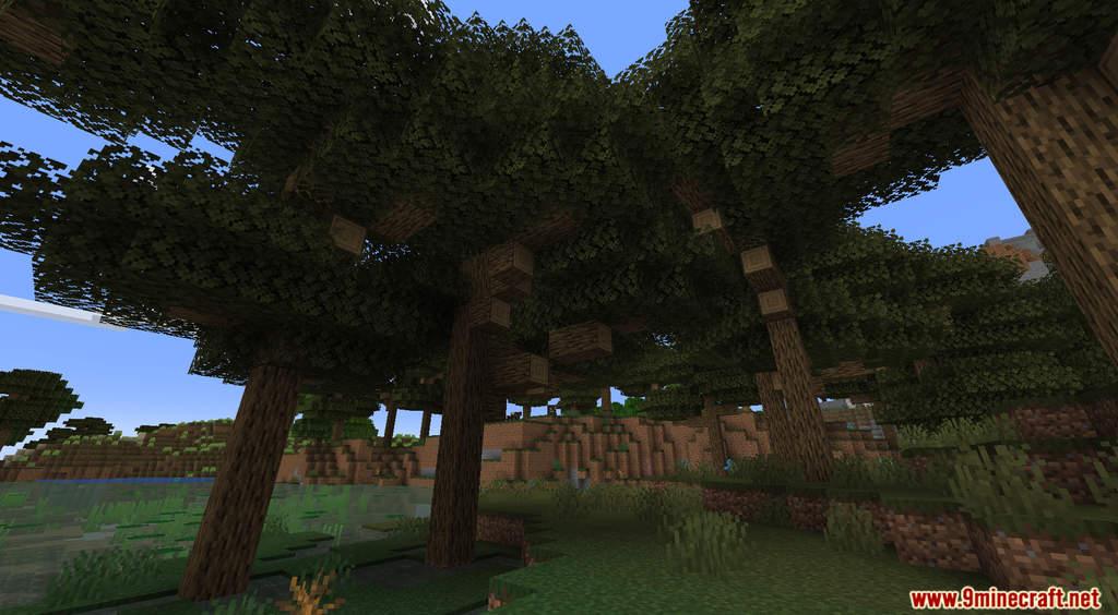 Better Trees Data Pack Screenshots (2)