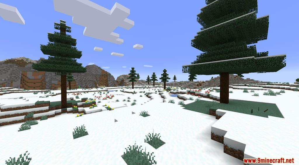 Better Trees Data Pack Screenshots (5)