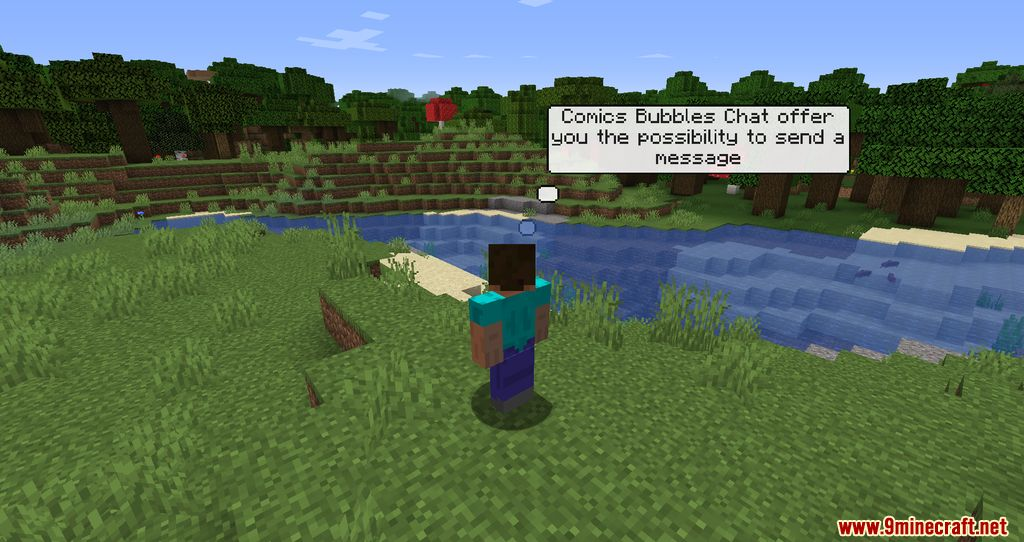 Comics Bubbles Chat mod screenshots 03