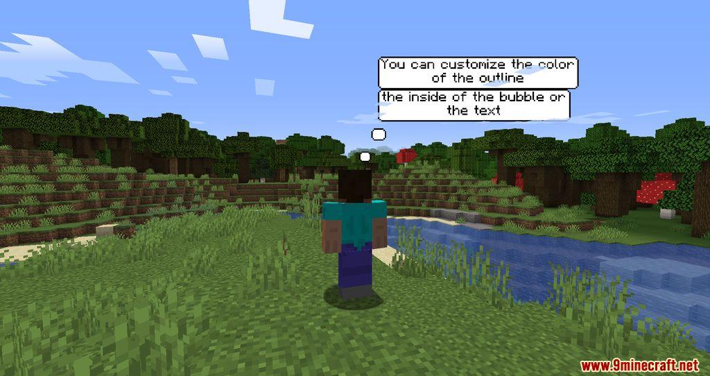 Comics Bubbles Chat mod screenshots 04