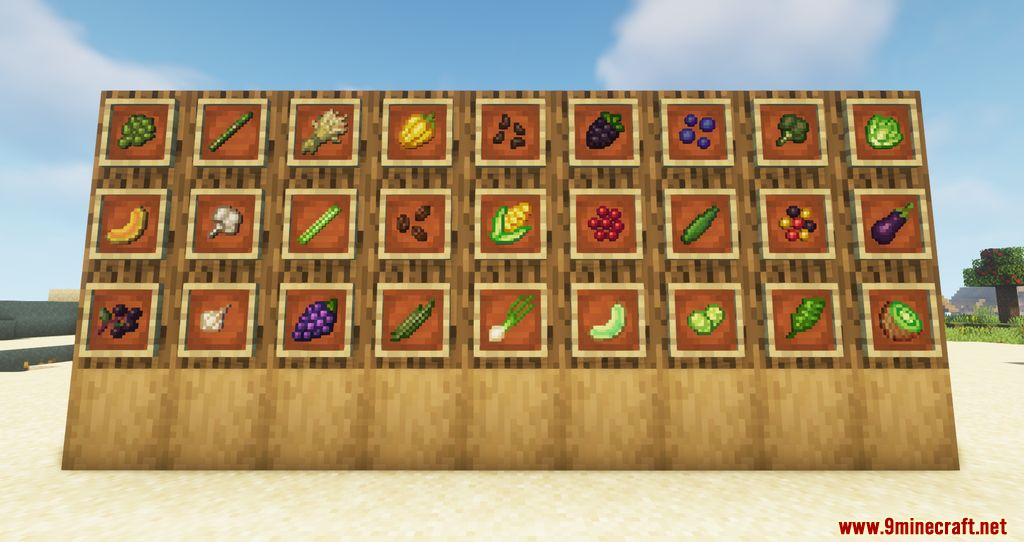 Croptopia mod screenshots 01