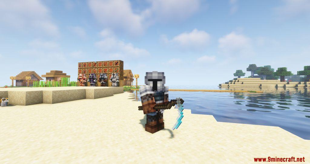 CrossReverie mod screenshots 09