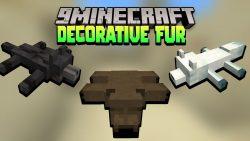 Decorative Fur Rugs Data Pack Thumbnail