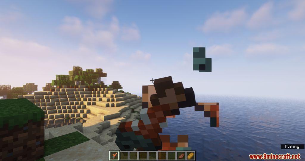 Eating Animation mod screenshots 01