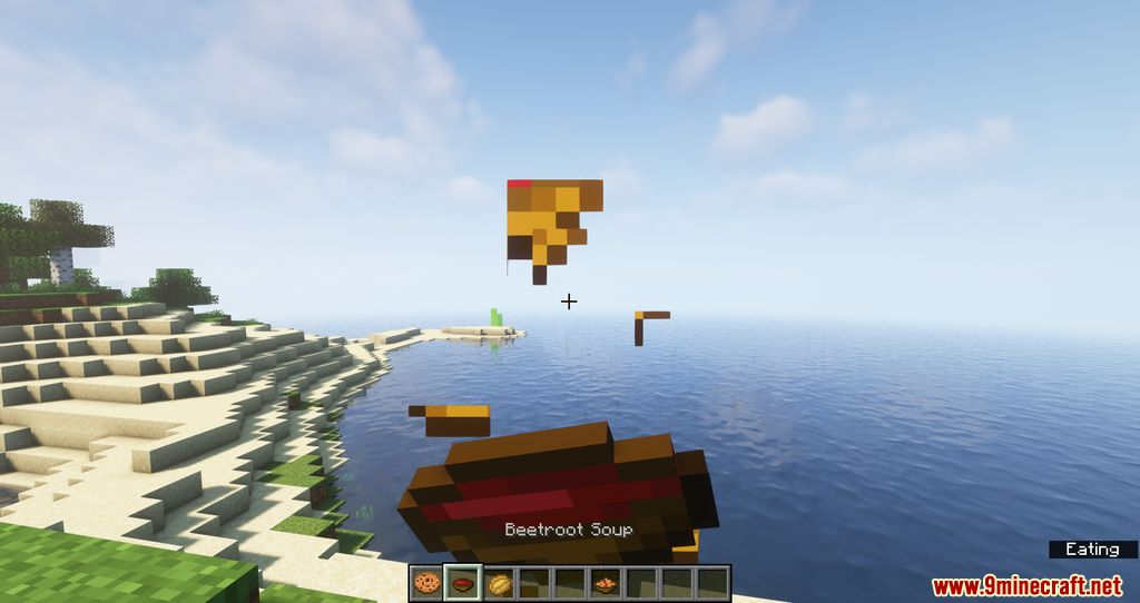 Eating Animation mod screenshots 02