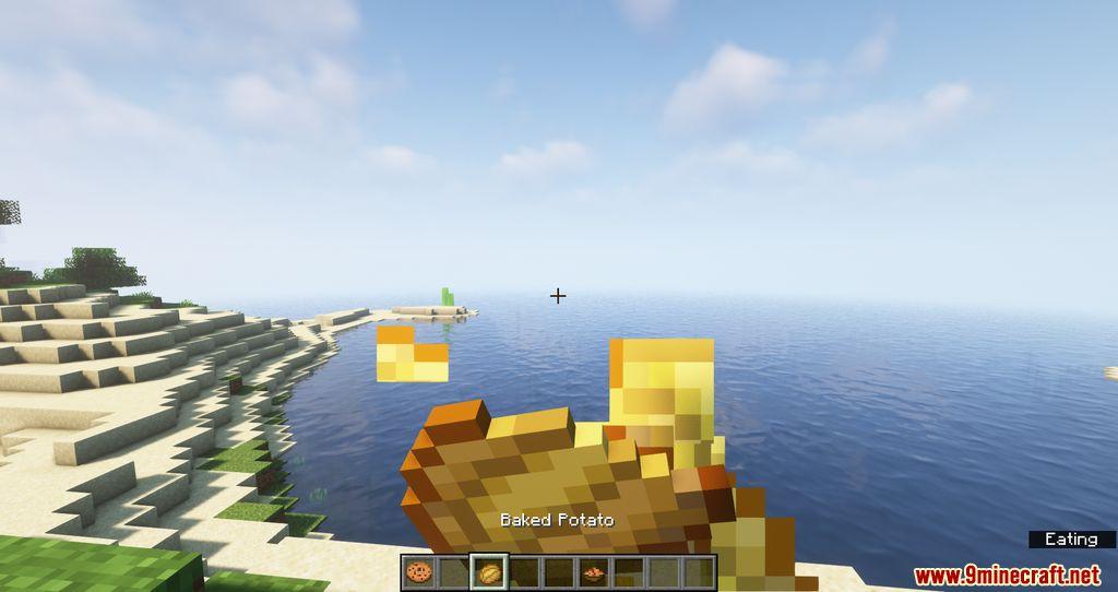 Eating Animation mod screenshots 04