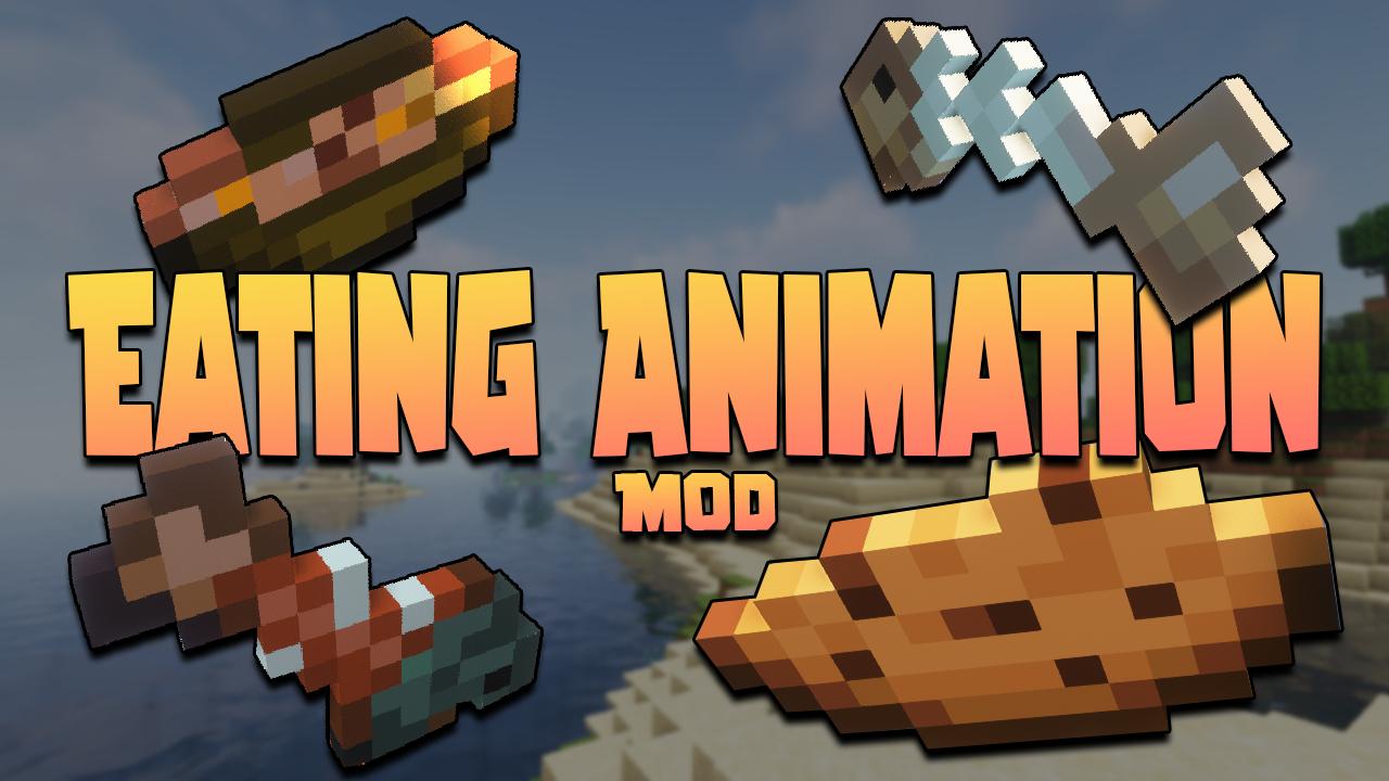 Eating Animation mod thumbnail