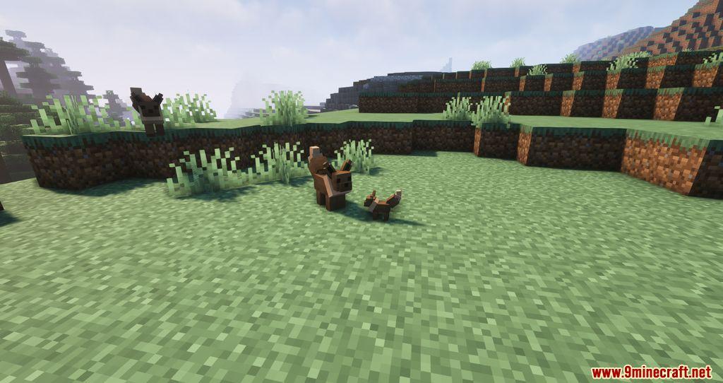 Eeveelutions resourcepacks screenshots 01