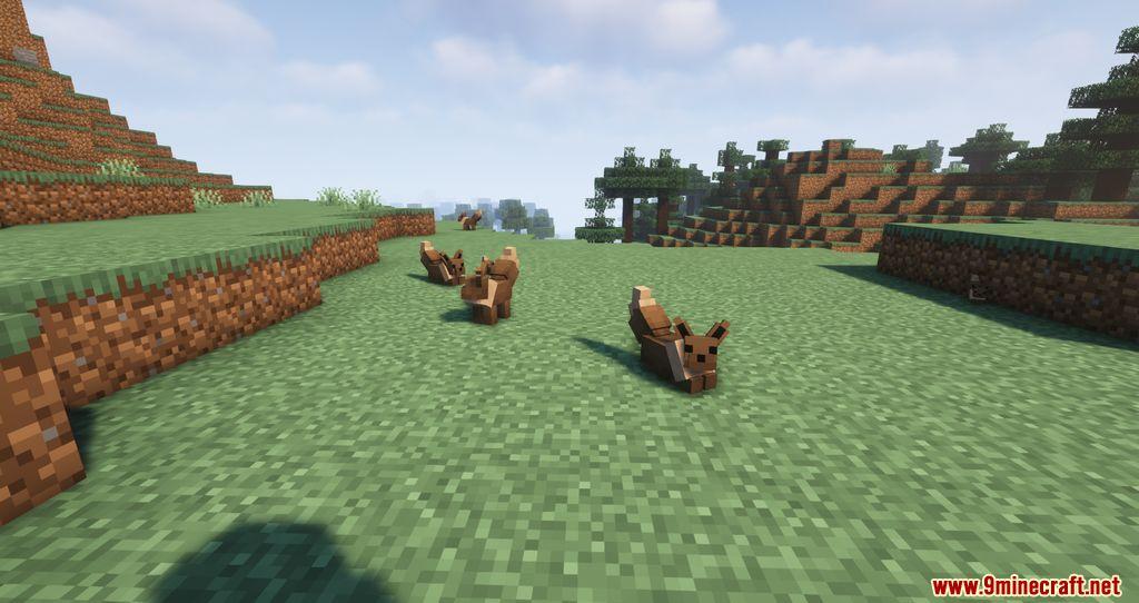 Eeveelutions resourcepacks screenshots 07