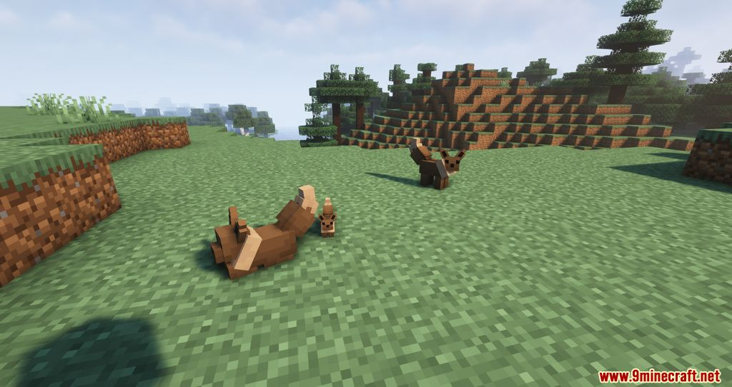 Eeveelutions resourcepacks screenshots 08