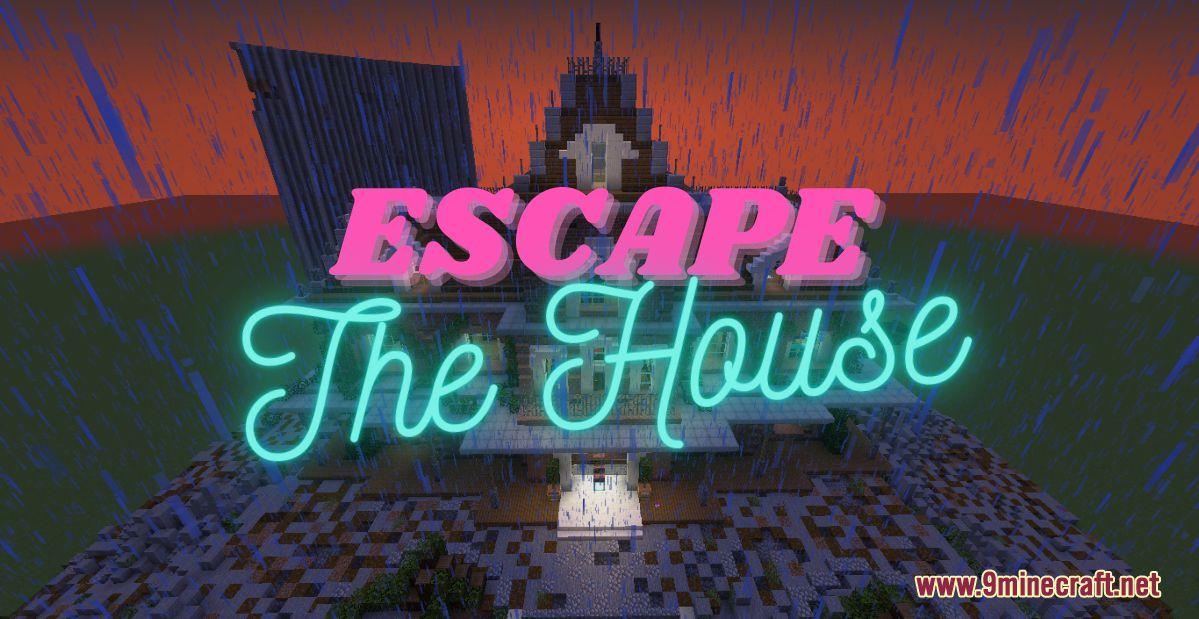 Escape the House Map