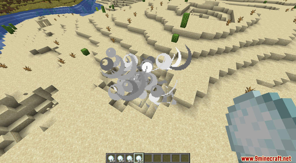 Explosive Snowball Data Pack Screenshots (5)