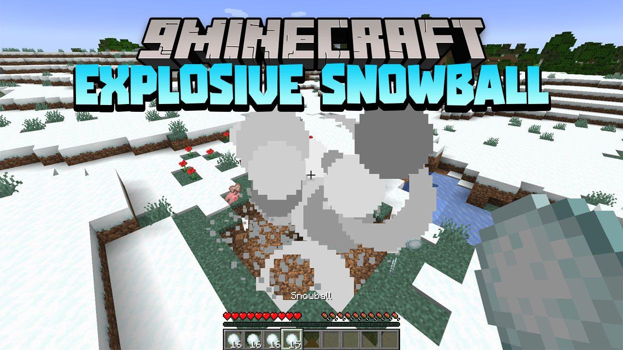 Explosive Snowballs Data Pack Thumbnail