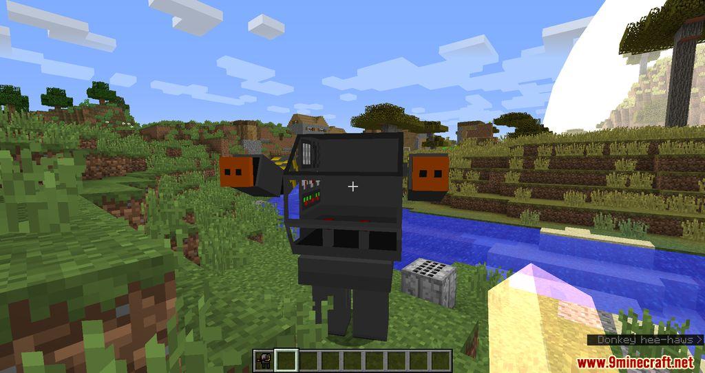 Flans Mod Apocalypse mod screenshots 03