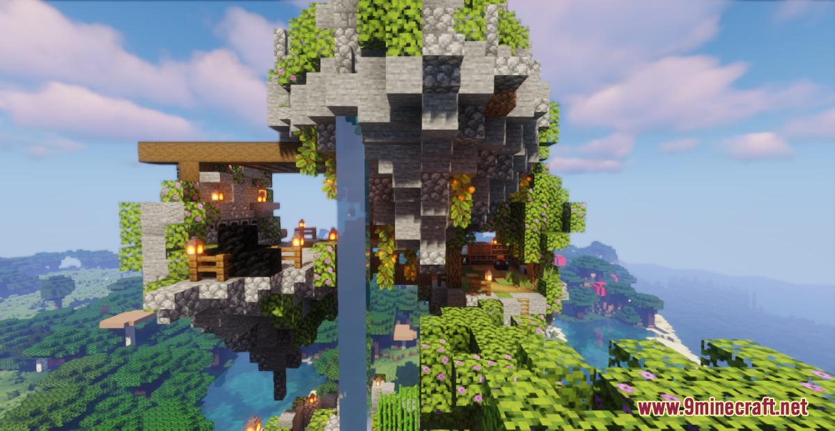 Floating Island Base Screenshots (1)