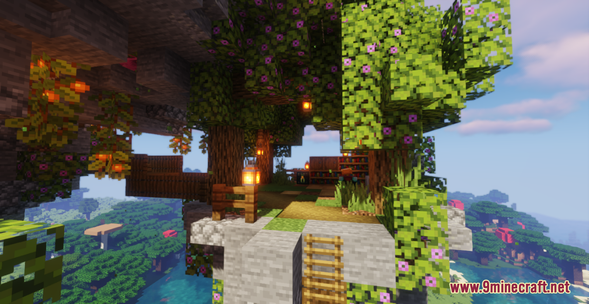 Floating Island Base Screenshots (10)