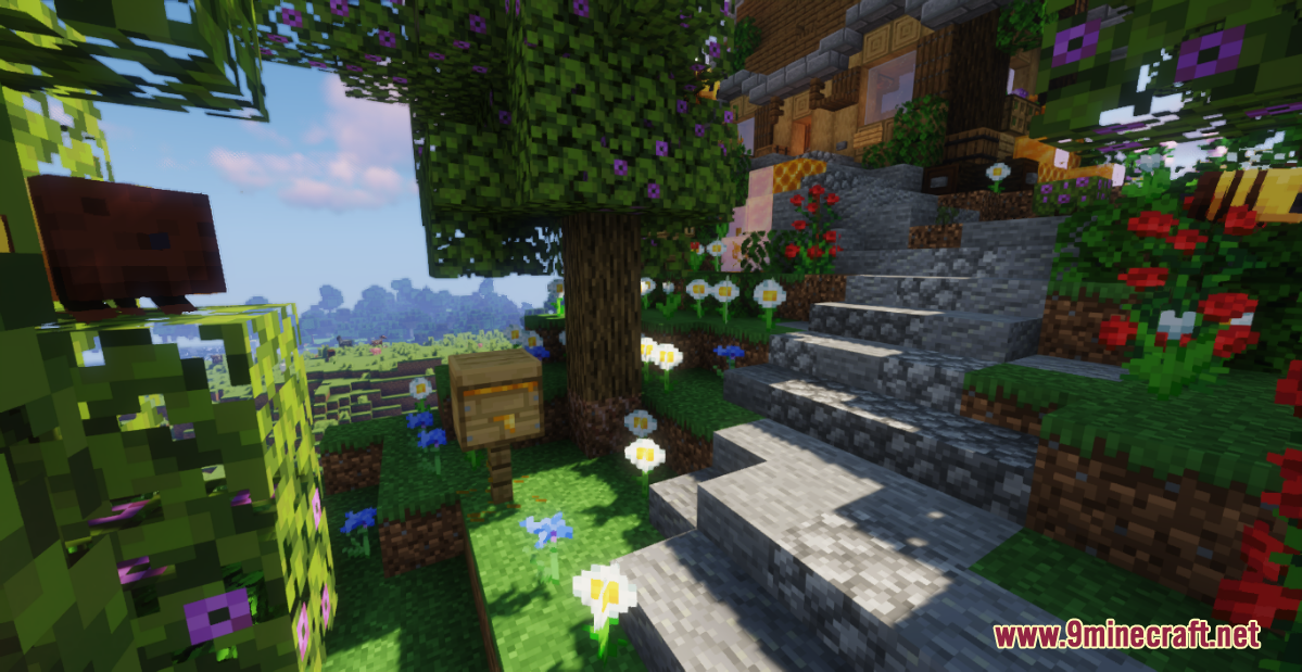 Floating Island Base Screenshots (2)