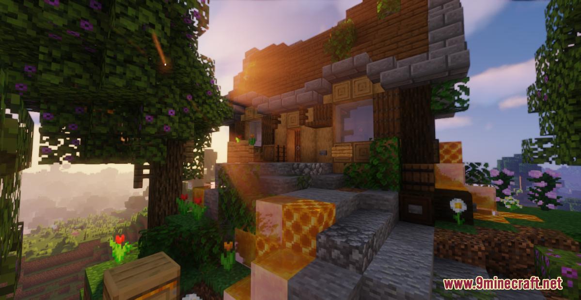 Floating Island Base Screenshots (3)