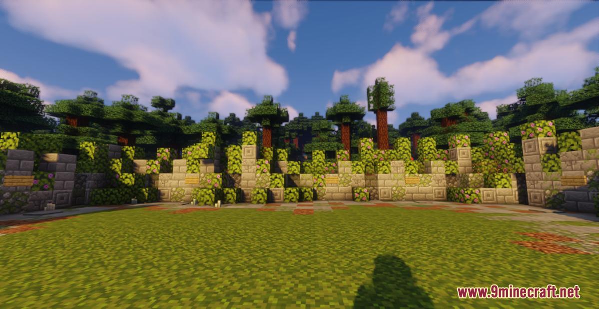 Floating Island Base Screenshots (4)