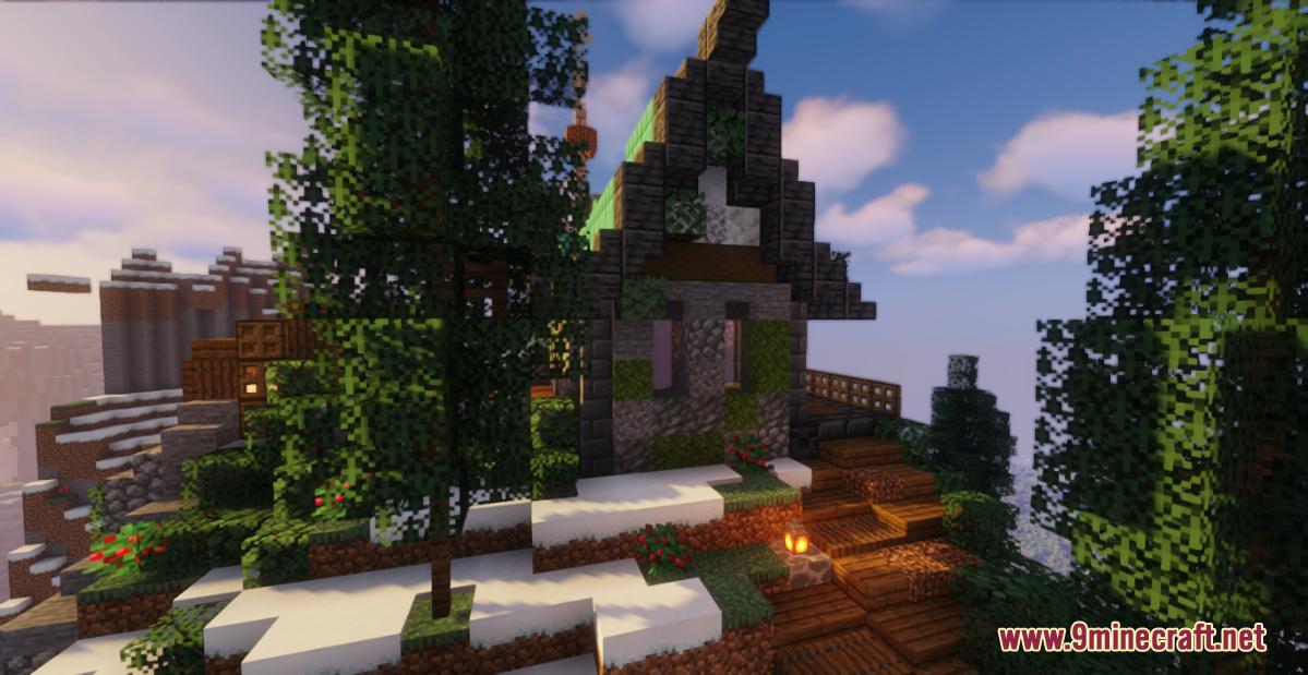 Floating Island Base Screenshots (5)