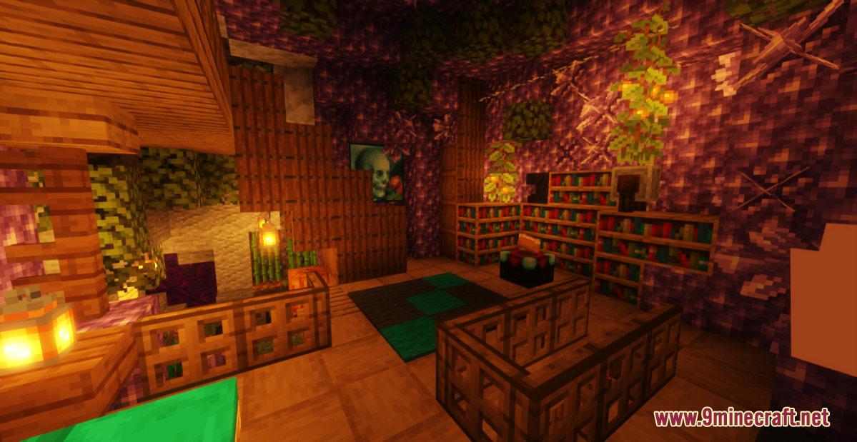 Floating Island Base Screenshots (6)
