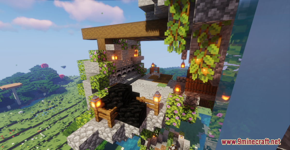 Floating Island Base Screenshots (7)