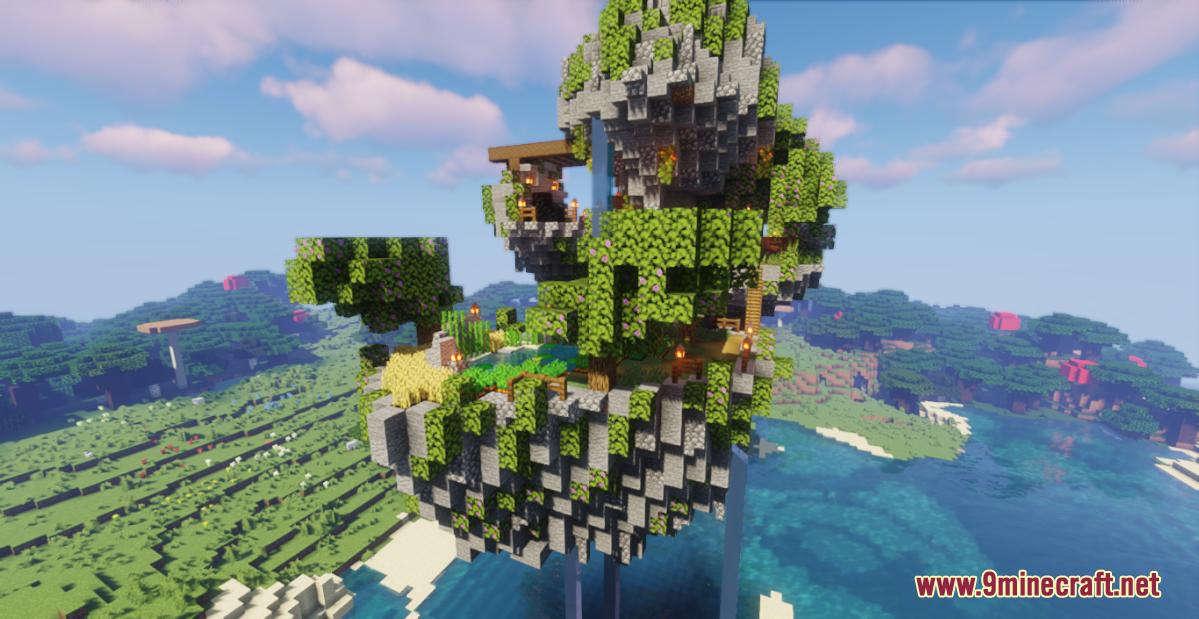 Floating Island Base Screenshots (8)