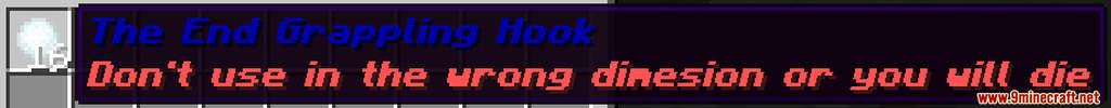 Grappling Hook Data Pack Screenshots (2)