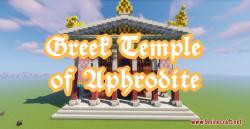 Greek Temple of Aphrodite Map
