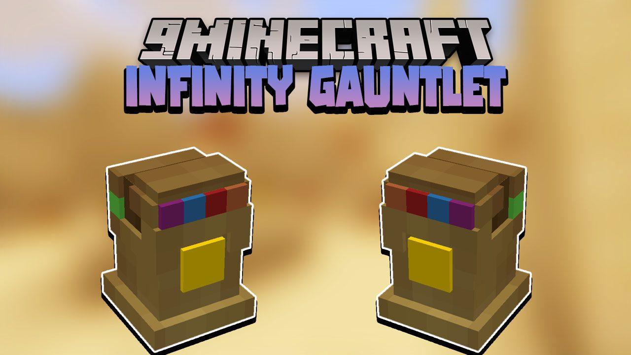 Infinity Gauntlet Data Pack Thumbnail