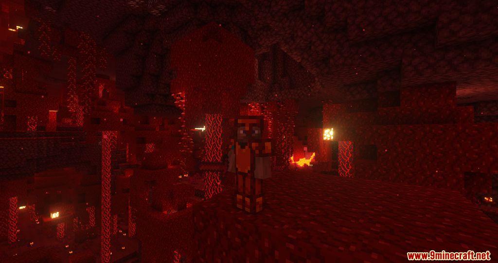 Inside The Particles mod screenshots 04