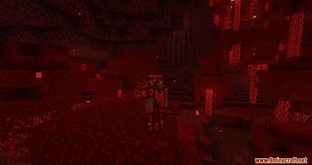 Inside The Particles mod screenshots 05