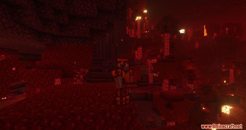Inside The Particles mod screenshots 07