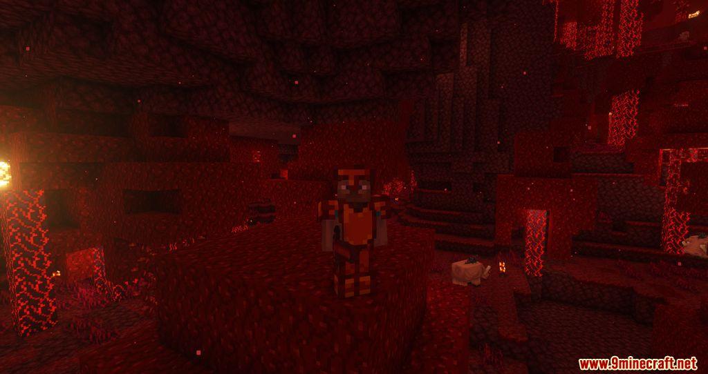 Inside The Particles mod screenshots 08