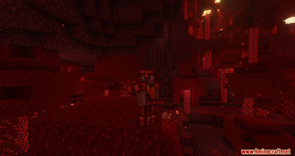 Inside The Particles mod screenshots 6