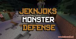 JekNJok's Monster Defense Map