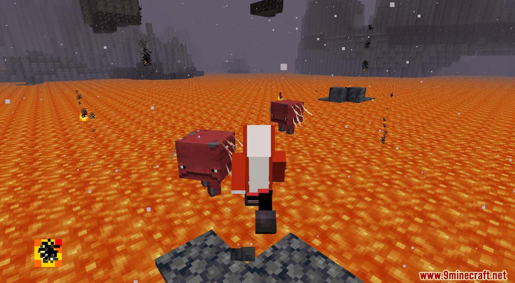 Lava Walker Data Pack Screenshots (6)