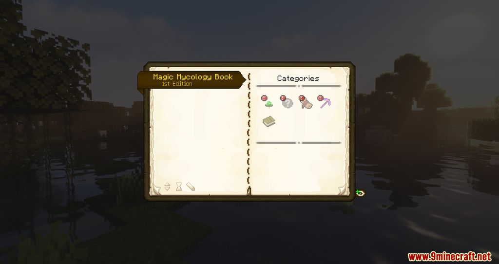 Magic Fungi mod screenshots 01