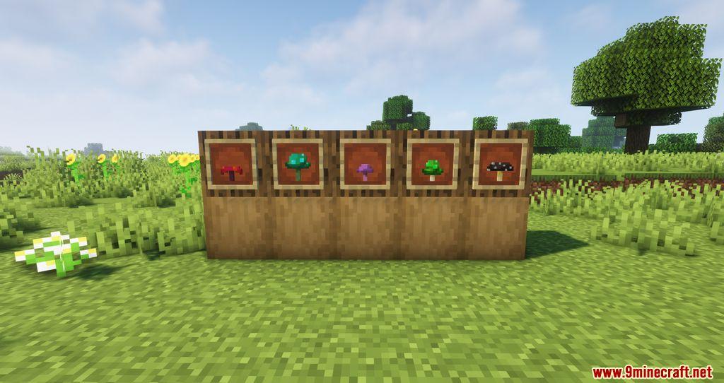 Magic Fungi mod screenshots 02