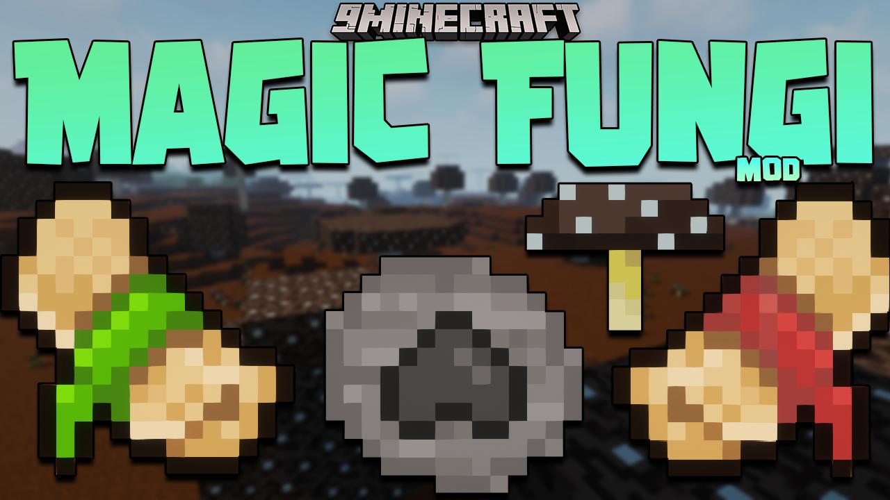 Magic Fungi mod thumbnail