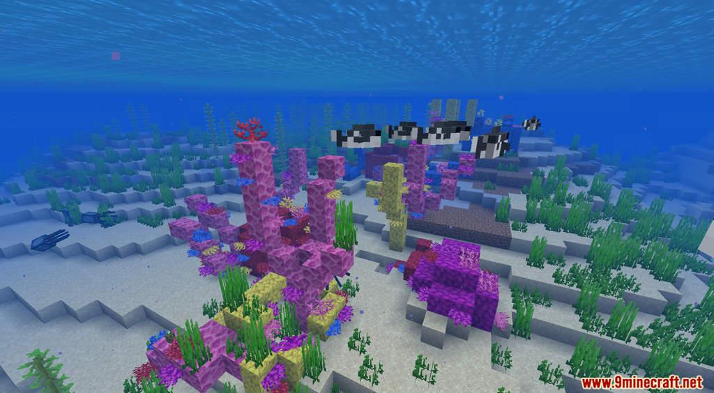 Marine Life Data Pack Screenshots (3)