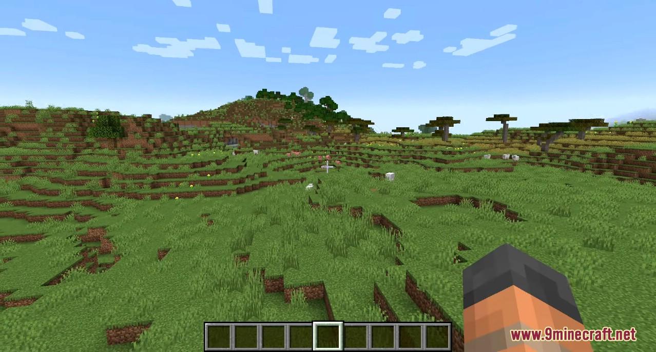 Minecraft 1.18 Snapshot 21w38a Screenshots 5