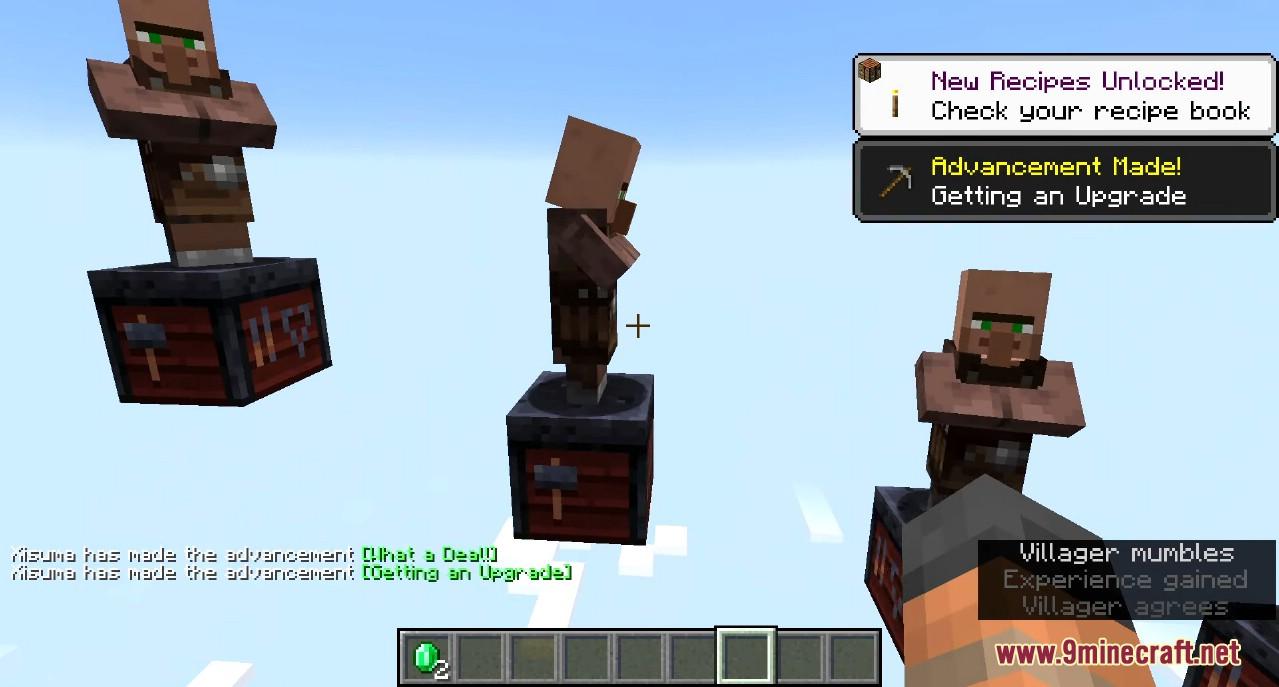 Minecraft 1.18 Snapshot 21w39a Screenshots 6