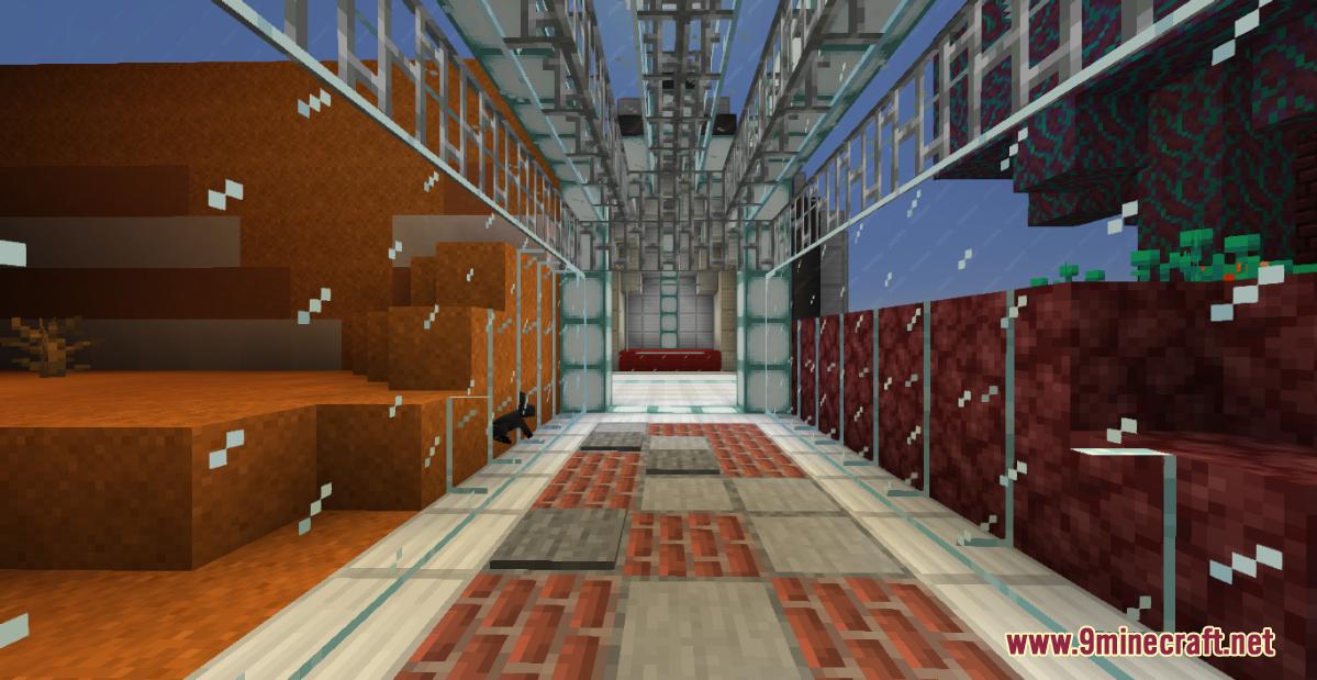 Minecraft 4 Fun Map